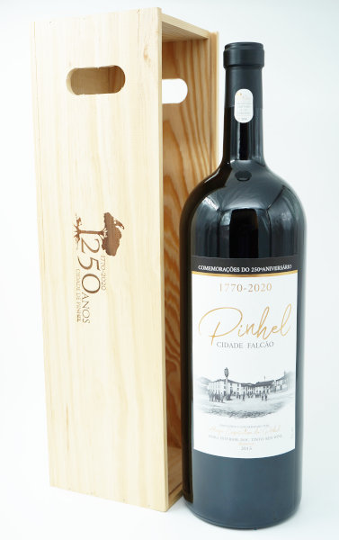 Destaque Vinho 250 Anos Pinhel