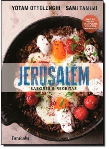 Jerusalém: Sabores e Receitas - Yotam Ottolenghi