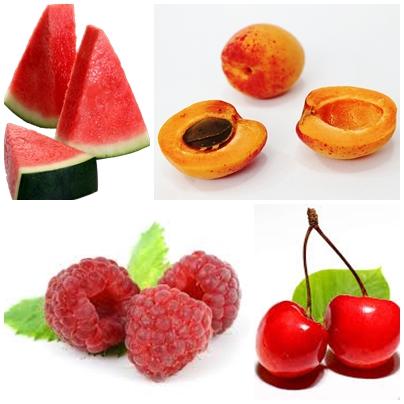 Frutas de junio