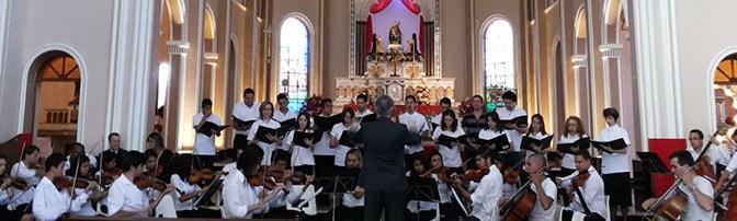 coro e orquestra de camara