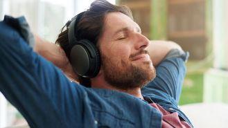 Música, relaxamento e criatividade