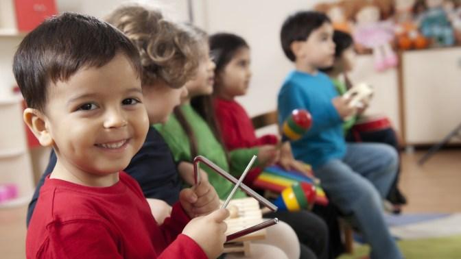 Ensino fundamenta música