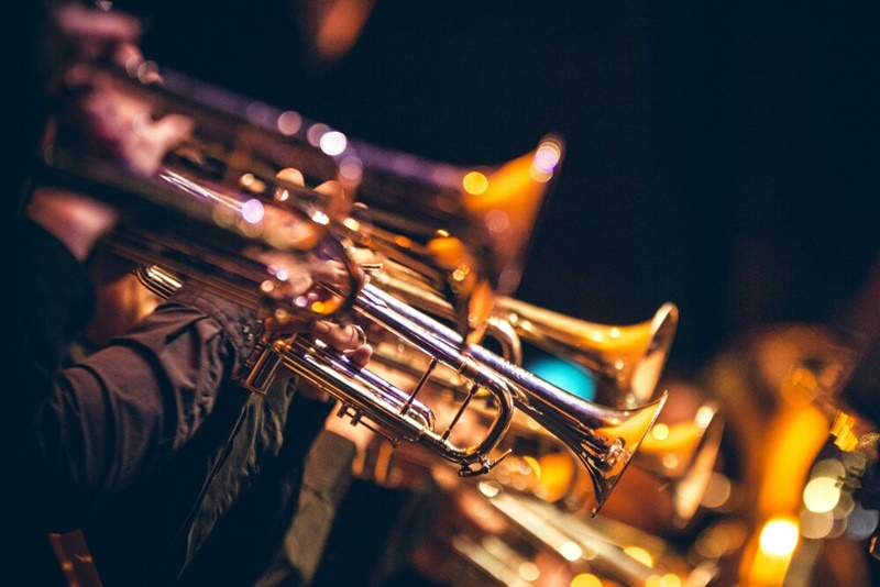 instrumento trompete