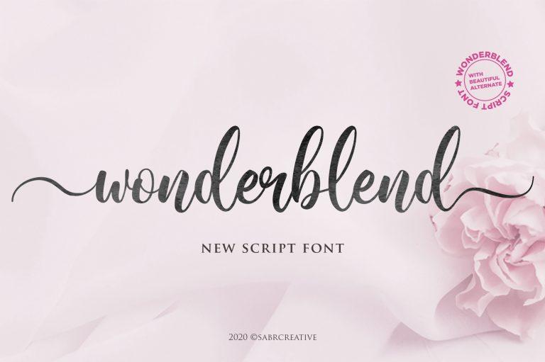Preview image of Wonderblend