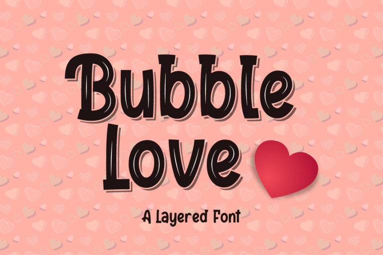 Preview image of Bubble Love