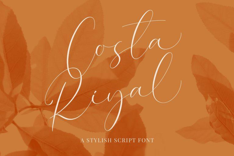 Preview image of Costa Riyal