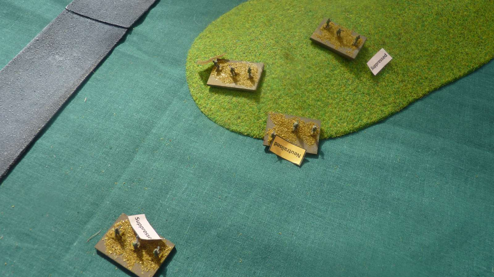 The US 3rd platoon is devestated by Soviet flanking fire