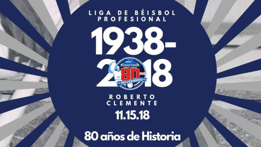 7b3efc86e51 Play began in La Liga de Béisbol Profesional Roberto Clemente on November  15. This year marks the 80th anniversary of the Puerto Rican winter league.
