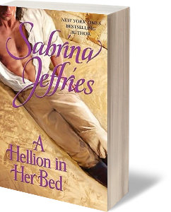 A Hellion In Her Bed New York Times Bestselling Author & Queen Of
