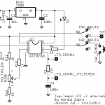 Tap-tempo LFO using the ATtiny85, take 2