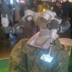 ABB selfie robot