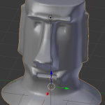 Subsurface modifier applied
