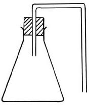 Conical Flask Diagram