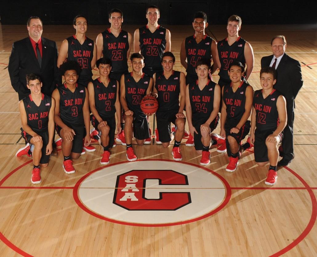 Boys Varsity Basketball – Sacramento Adventist Academy