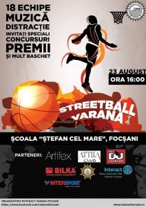 streetball afis