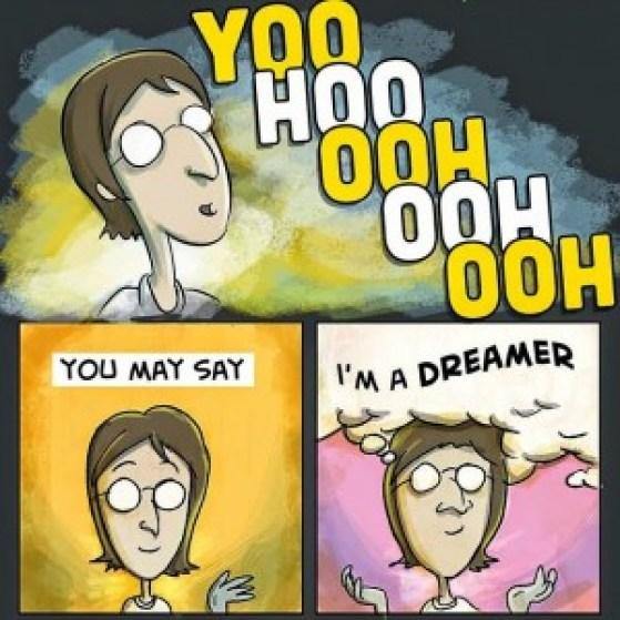 Imagine... – John Lennon9