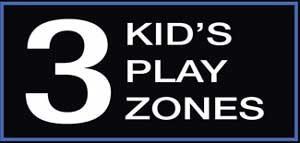 3 Kid Zones