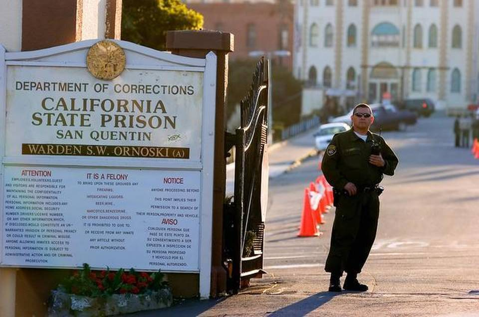 Pay for California prison officers up 5 percent  The Sacramento Bee The Sacramento Bee