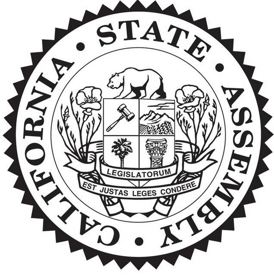 California Insurance: The Great Seal Of The State Of