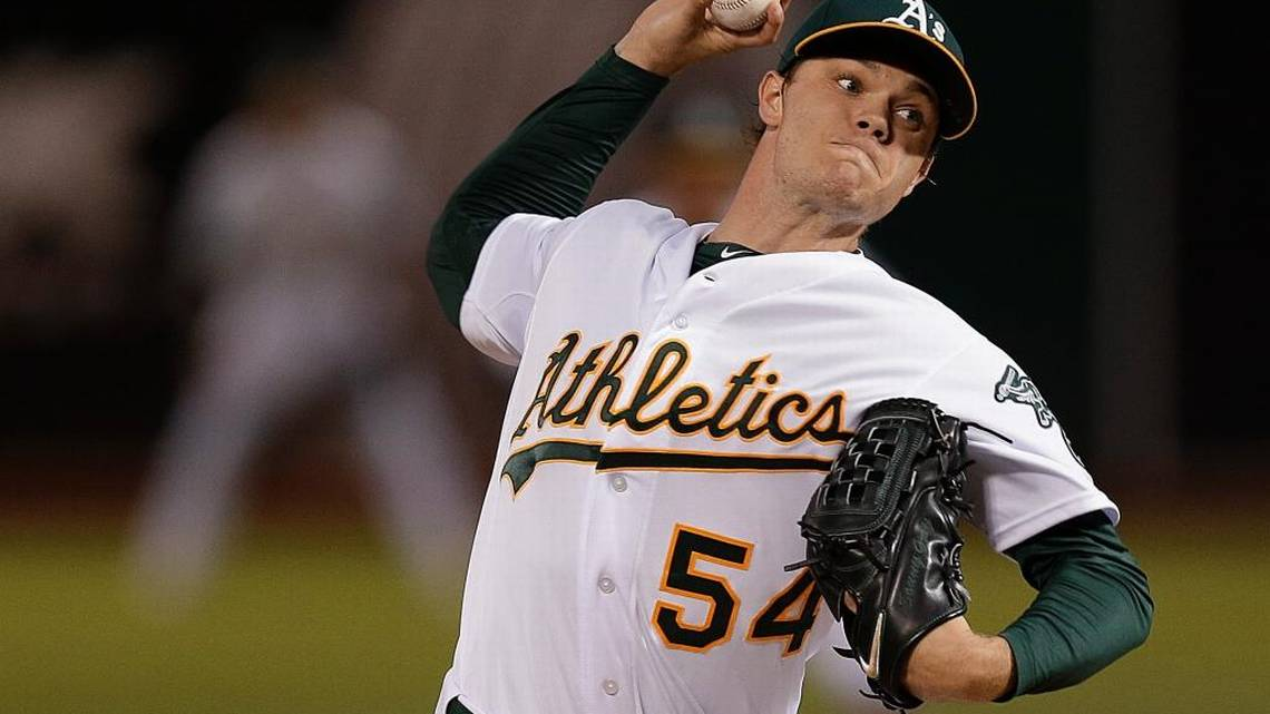 A's Ace Sonny Gray Hopes To Stay Healthy All Season The