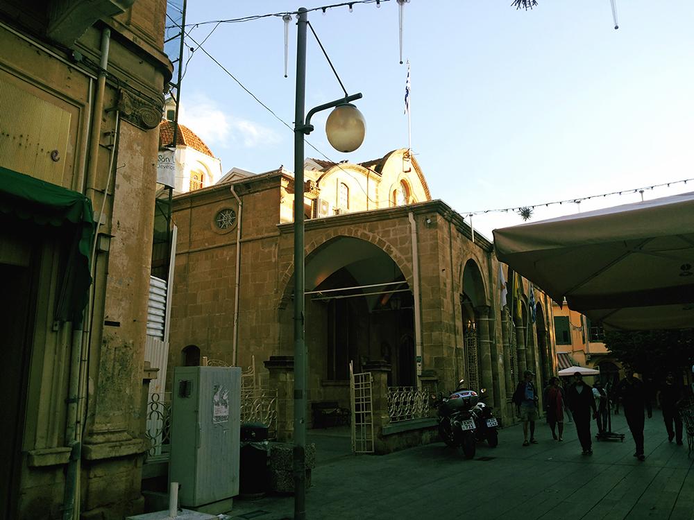 Nicosia Cyprus Center Church