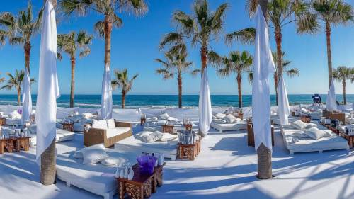 nikki beach marbella spain