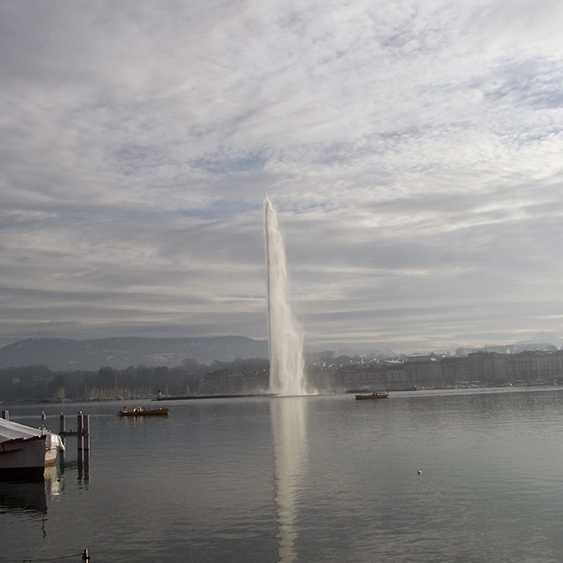 Switzerland diary: Geneva