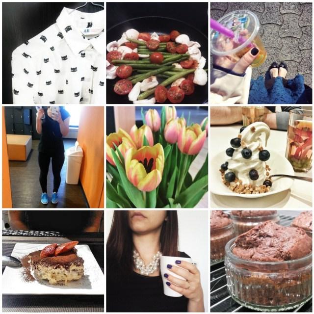 instagram, food, fashion, gym, exercise, frozen yogurt, brownie, dessert,