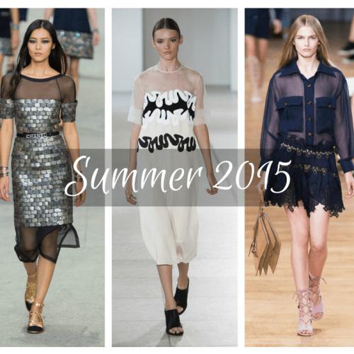 summer trend 2015
