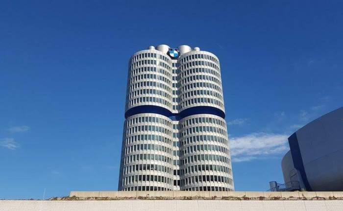 BMW Welt Munich _