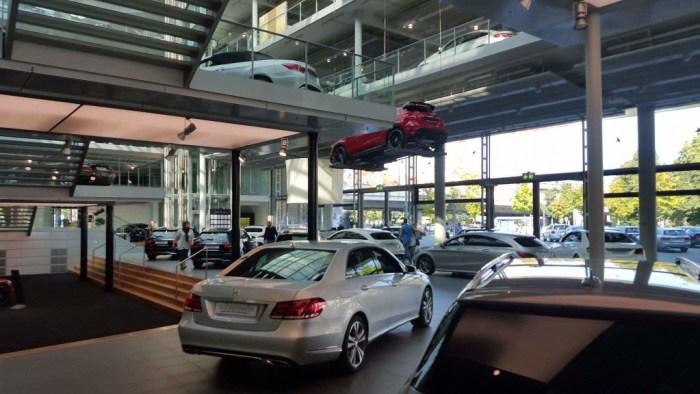 Mercedes Benz Munich