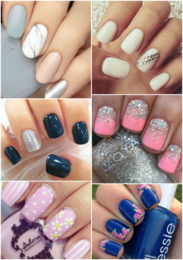 Spring Nails Ideas 1