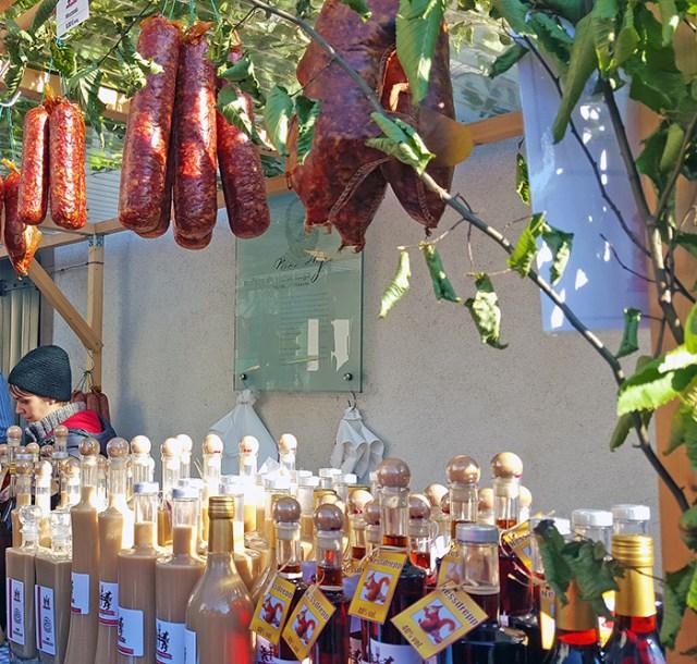 Viande Nut Market Nut Liquor