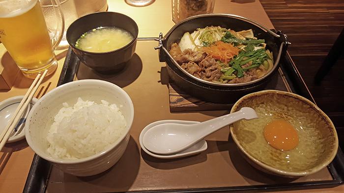 yayoike osaka set meal