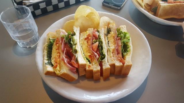 club sandwhich museum restaurant kyoto
