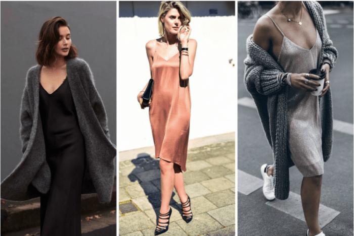 Summer Trends 2015 - The Slip Dress