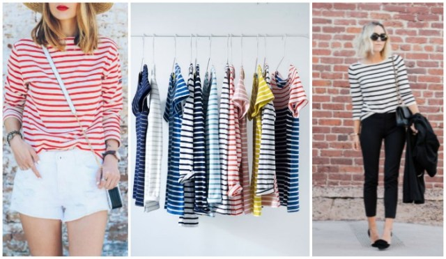 Summer Trends 2016 - Breton Stripes