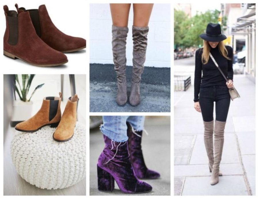 2016 Fall Trends Boots