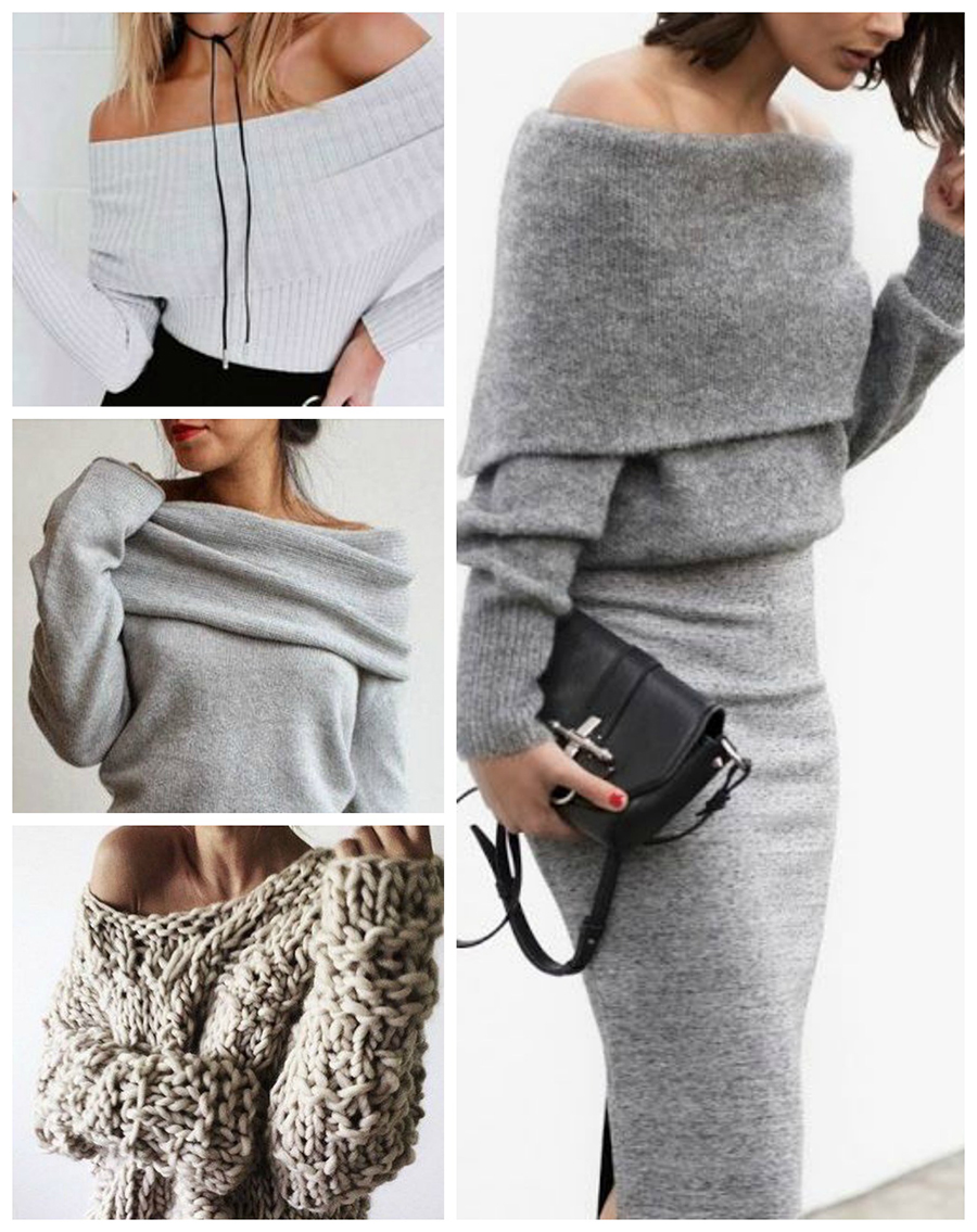 2016 Fall Trends Off the Shoulder