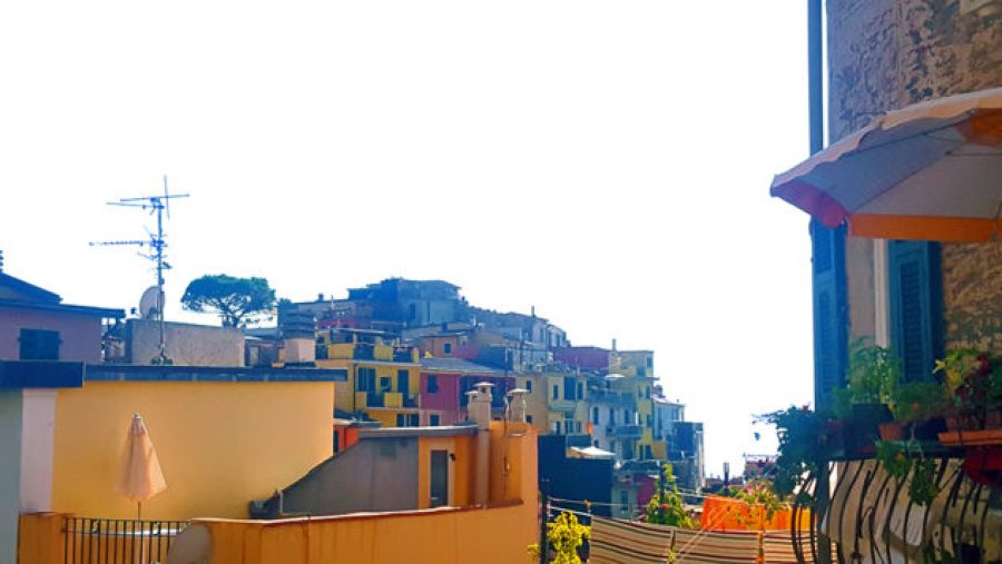 12 hours in Cinque Terre Corniglia