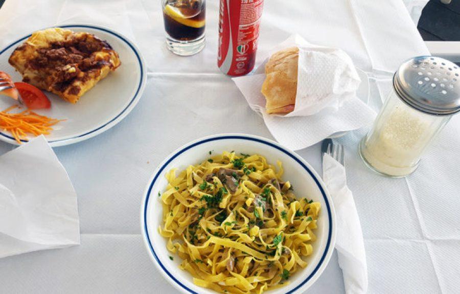 12 hours in Cinque Terre_dinner in Monterosso al Mare