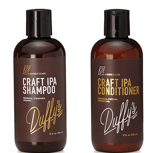 Uncommon Goods_Valentines Day Gift_Beer Shampoo and Conditioner