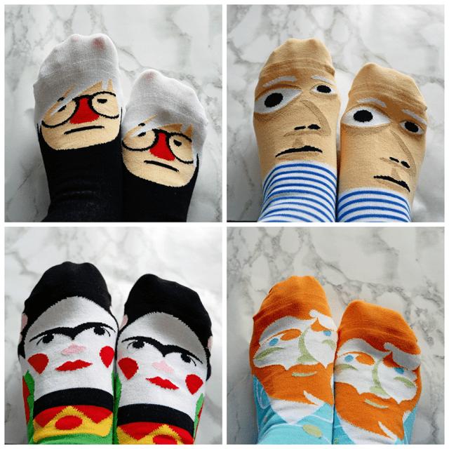 Chatty-Feet