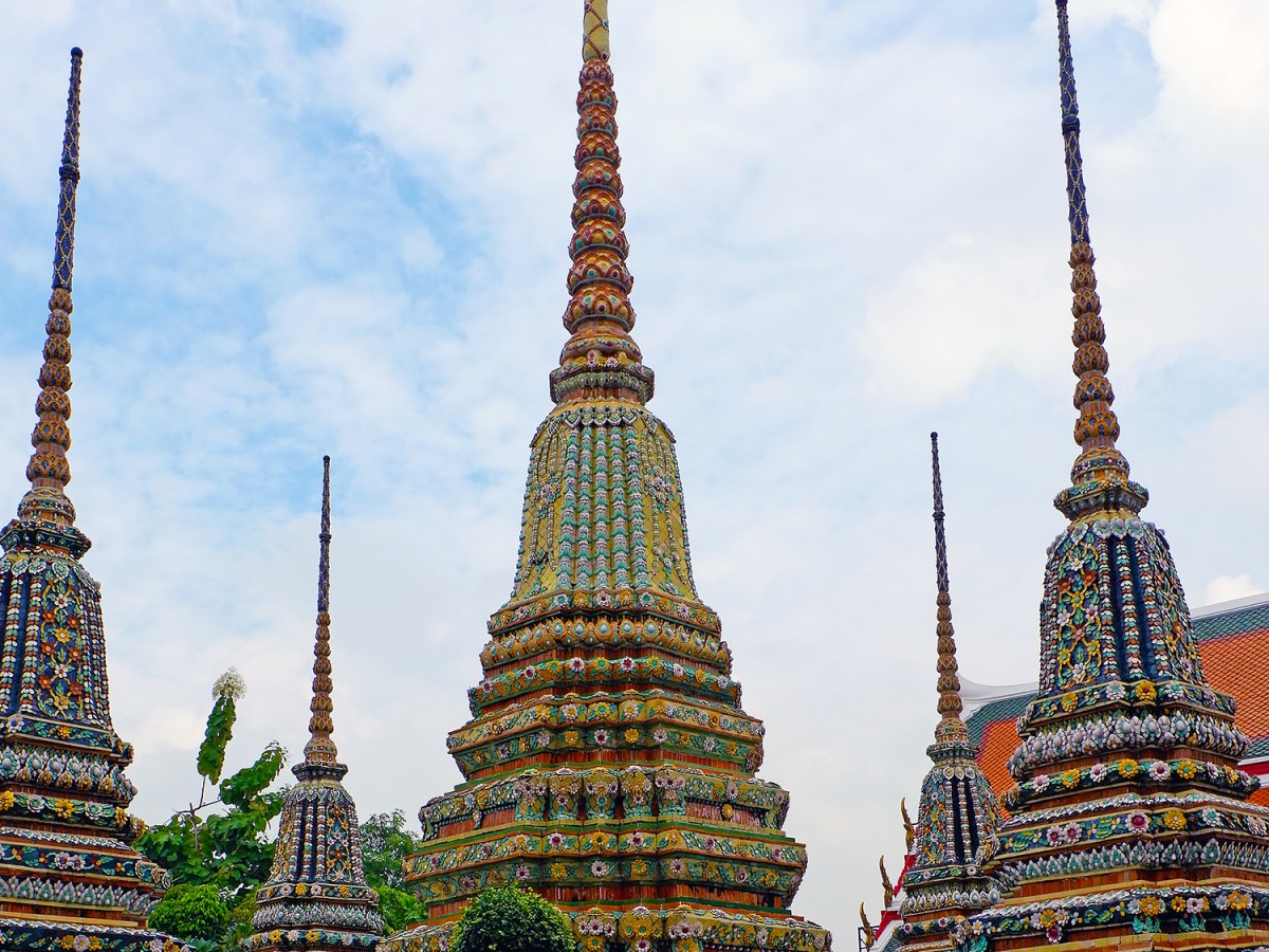 Top 5 Things to see in Bangkok