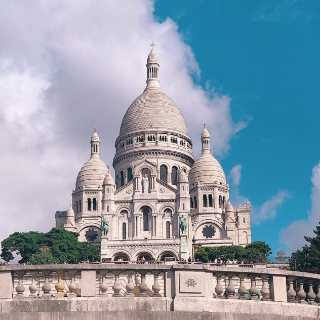 paris 2-day itinerary - sacre coeur