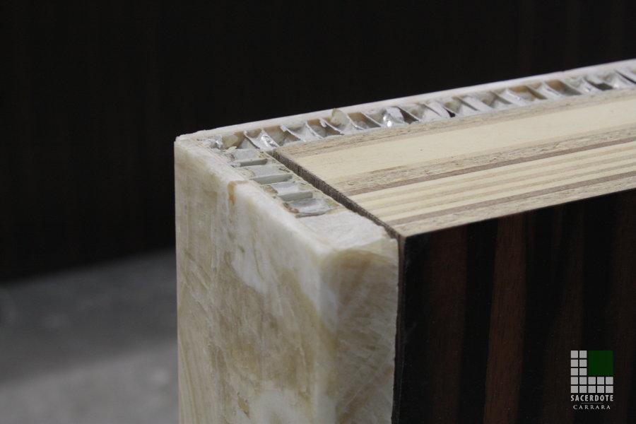 Marmo alleggerito  SACERDOTE MARMI  Carrara  Lavorazione marmo