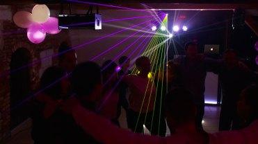 Ambiance laser