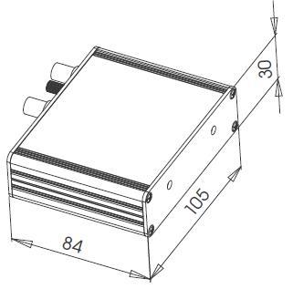 Photo Receiver » Laser Locking Electronics » Lab Equipment