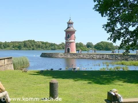 Leuchtturm Moritzburg  Sehenswrdigkeiten um Dresden