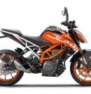 Motorraddiebe holen sich KTM